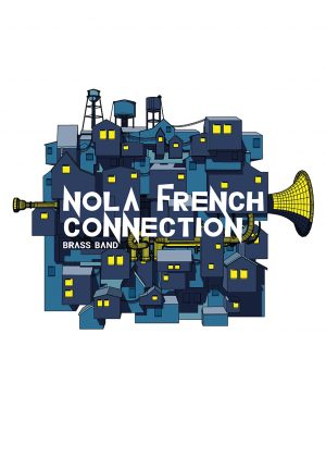 NOLA French Connection Brass Band – 3 noce!  (27-29.04)