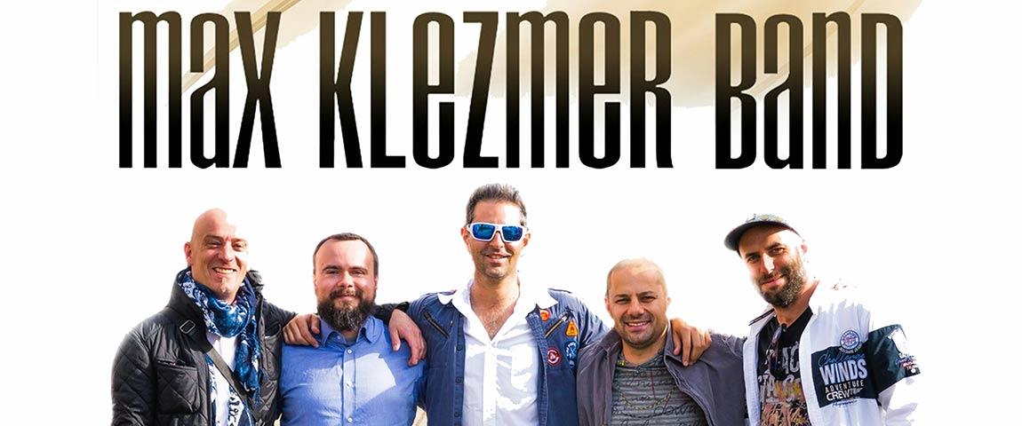 Max Klezmer Band – The Best Of – 20 lat na światowej scenie