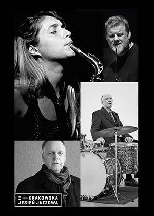 GUSH! & GUESTS (30 lat na scenie) – rezydencja – 13 Krakowska Jesień Jazzowa