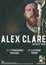 SOLD OUT – Alex Clare – Support: EQUALS