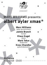MARS WILLIAMS –  AN AYLER XMAS