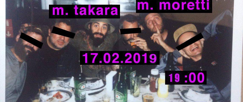 Mauricio Takara / Macio Moretti /