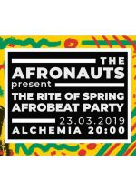 The Afronauts // Afrobeat Party //