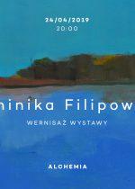 Dominika Filipowska – wernisaż malarstwa
