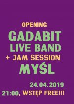 Music Blender – Gadabit – Jam Session (24-04)