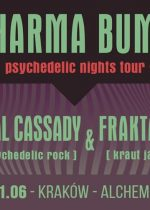 Neal Cassady + Fraktale // Dharma Bums AFTER PARTY