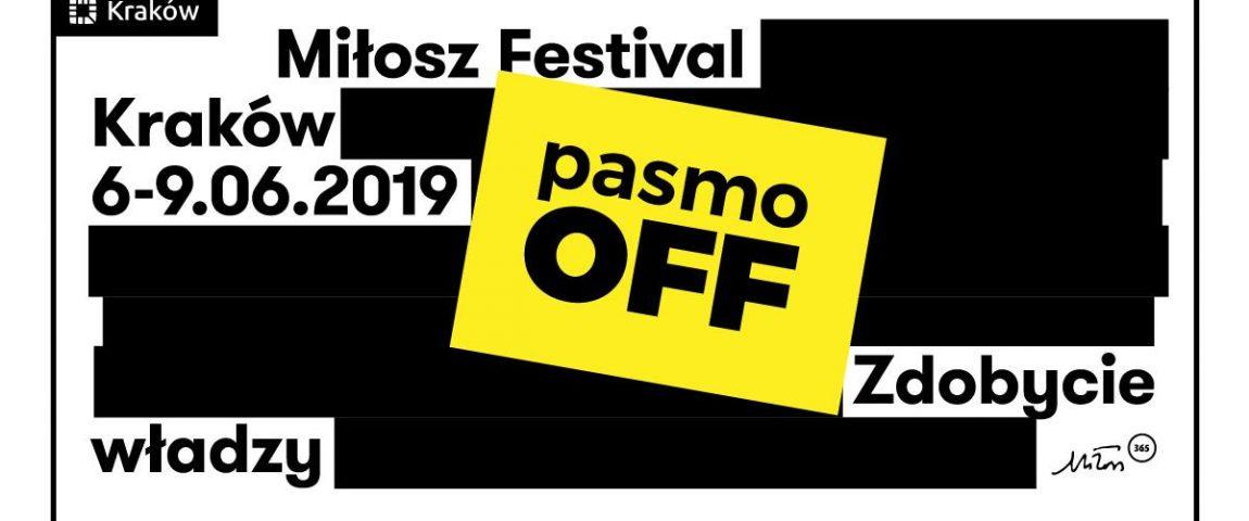 Landschaft – Pasmo OFF na Festiwalu Miłosza 2019