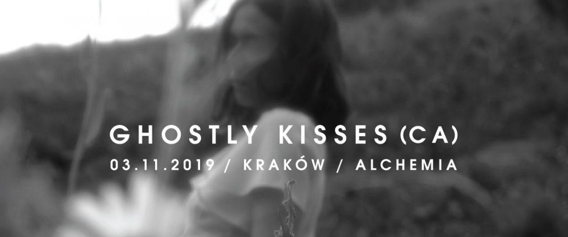 Ghostly Kisses (CA) – pierwsza polska trasa artystki!