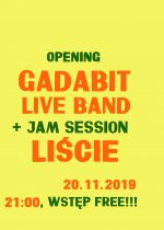 Music Blender – Gadabit – Jam Session