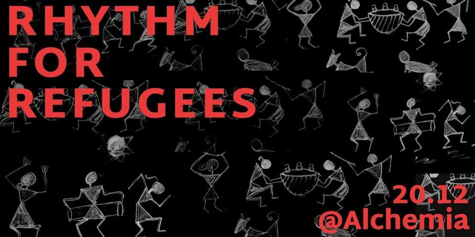 Rhythm for refugees 2019 – A charity concert