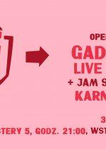 Music Blender – Gadabit – Jam Session / Karnawał