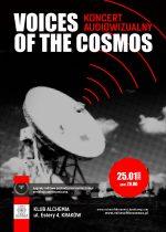 VOICES OF THE COSMOS pierwszy raz w Krakowie!